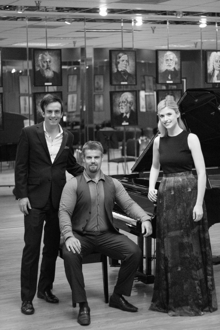 The Winston Trio!