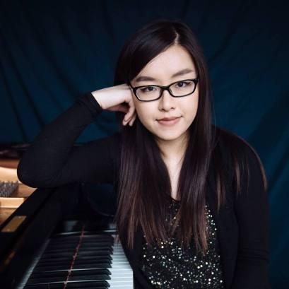 Evelyn Lam, B.M., M.M., Eastman School of Music. Pianist, Lauren Haley Studios