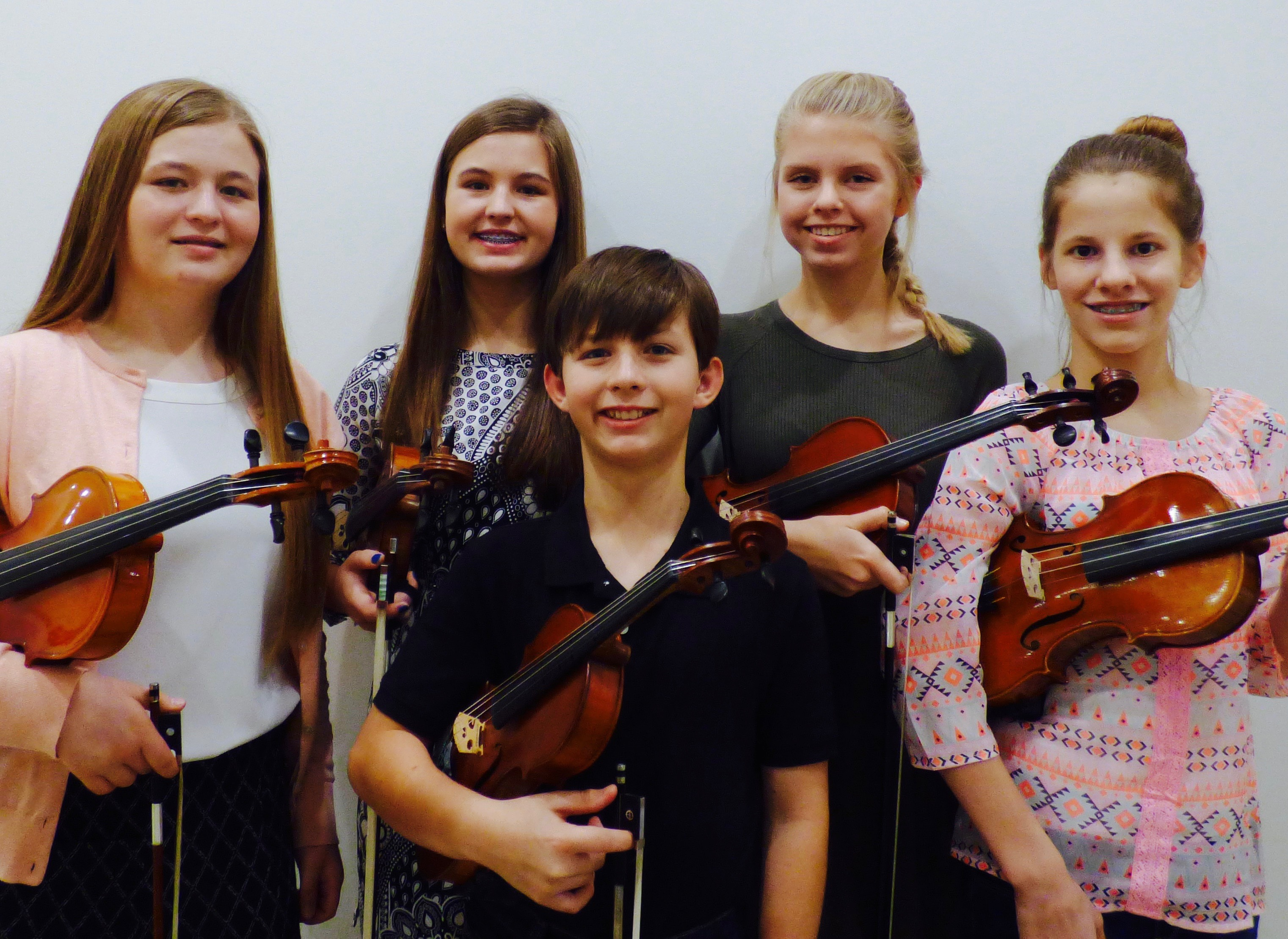 Sugar Strings Chamber Ensemble