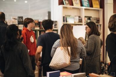 River Oaks Bookstore, February 2019