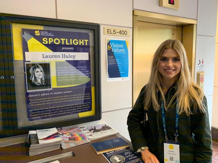 ESM Institute for Music Leadership (IML) Spotlight